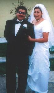 Eagle Speaker, Tim & Roxanne - wedding